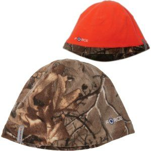 NWT Carhartt Force Realtree Camo Reversible Beanie